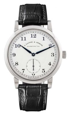 A. Lange and Sohne 1815 White Gold Men's Watch, 233.026 233.026