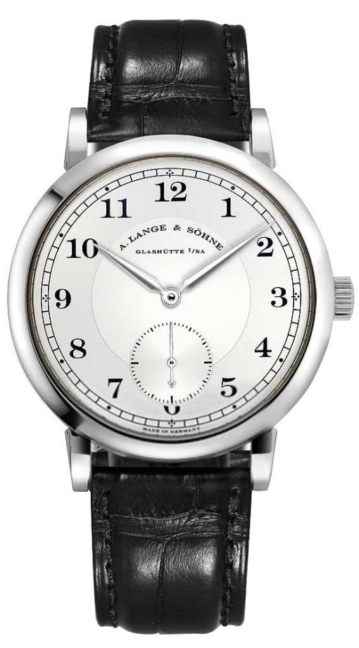 A. Lange and Sohne 1815 – Limited Edition 500 watches Platinum Men's Watch, 233.025