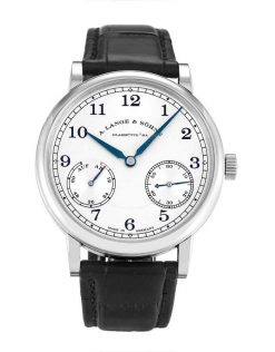 A Lange and Sohne 1815 Up/Down White Gold Men's Watch 234.026