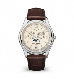 Patek PhilippeComplicated Perpetual Calendar 18k White Gold Men's Watch 5146G-001