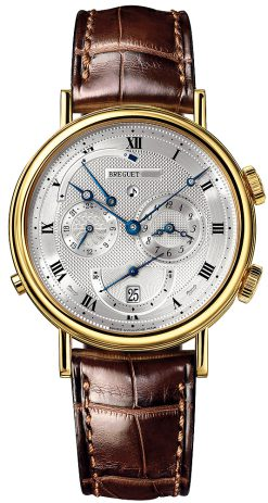 Breguet Classique Le Reveil du Tsar 18K Yellow Gold Men's Watch, preowned.5707BA/12/9V6 preowned.5707BA/12/9V6