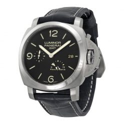 Panerai Luminor 1950 GMT  Automatic Steel Men`s Watch, PAM00321 PAM00321