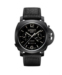 Panerai Luminor 1950 GMT Ceramica Men`s Watch, PAM00317 PAM00317