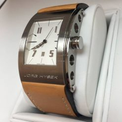 Jorg Hysek Stainless Steel Automatic Men`s Watch 101JH01L01004