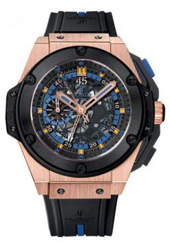 Hublot Big Bang King UEFA EURO 2012TM Ukraine Special Limited Edition Men's Watch, preowned.716.OM.1129.RX.EUR12 preowned.716.OM.1129.RX.EUR12
