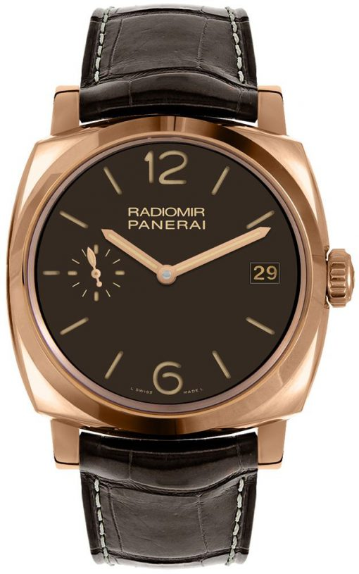 Panerai Radiomir 1940 3 Days Oro Rosso 47mm Men's Watch, PAM00515