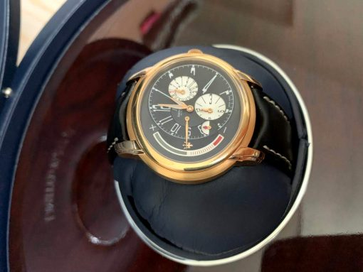 Audemars Piguet Millenary Maserati Spechial Limited Edition Maserati 18K Rose Gold Men`s Watch, preowned.26150OR.OO.D003CU.01 11