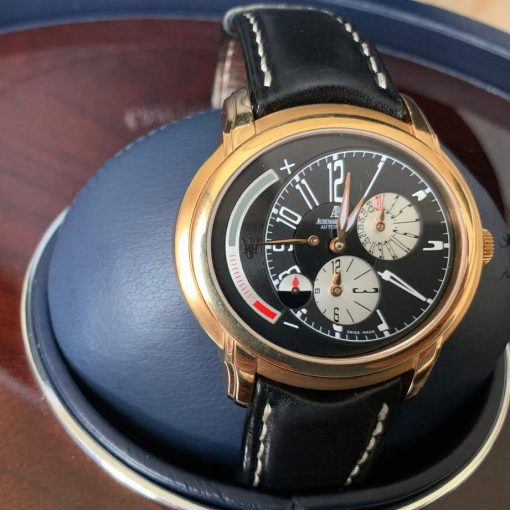 Audemars Piguet Millenary Maserati Spechial Limited Edition Maserati 18K Rose Gold Men`s Watch, preowned.26150OR.OO.D003CU.01 9