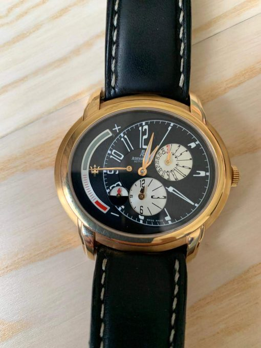 Audemars Piguet Millenary Maserati Spechial Limited Edition Maserati 18K Rose Gold Men`s Watch, preowned.26150OR.OO.D003CU.01 6