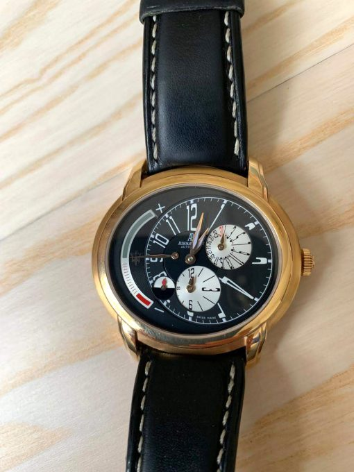 Audemars Piguet Millenary Maserati Spechial Limited Edition Maserati 18K Rose Gold Men`s Watch, preowned.26150OR.OO.D003CU.01 4
