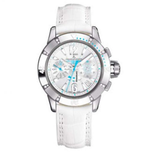 Jaeger-LeCoultre Master Compressor Diving Chronograph Lady Stainless Steel Ladies Watch, preowned.Q1888420