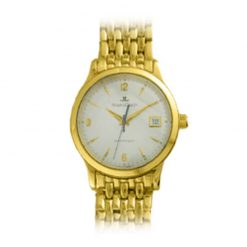 Jaeger LeCoultre Master Lady Automatik 18K Yellow Gold Ladies Watch, preowned.143.1.60 preowned.143.1.60
