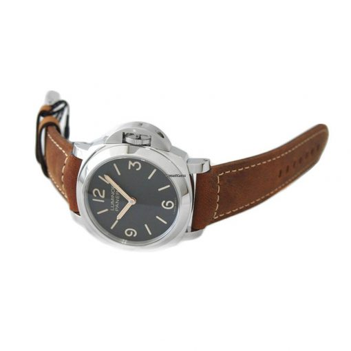 Panerai Officine Panerai Luminor Base Boutique Special Edition Stainless Steel Men's Watch, preowned.PAM-00390 2