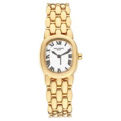 Patek Philippe Ladies Ellipse 18K Yellow Gold Ladies Watch, preowned.4830/1J preowned.4830/1J