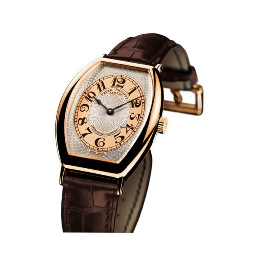 Patek Philippe Gondolo 18K Rose Gold Leather Men`s Watch, preowned.5098R-001 3