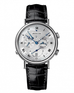 Breguet Classique Le Reveil du Tsar 18k White Gold Men's Watch, Preowned-5707BB/12/9V6 Preowned-5707BB/12/9V6