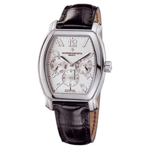 Vacheron Constantin Malte Royal Eagle 18k White Gold Men`s Watch, preowned.42008/000G-9060