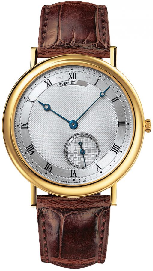 Breguet Classique 18K Yellow Gold Men's Watch, pre-owned.5140BA/12/9W6