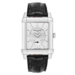 Patek Philippe Model Gondolo 18K White Gold Watch, Preowned-5111G-001 Preowned-5111G-001