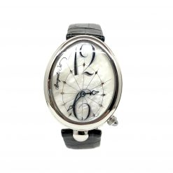 Breguet Reine de Naples Automatic Stainless Steel Watch preowned.8967ST/58/986