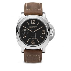 Officine Panerai Luminor Marina Moscow Stainless Steel Men's Watch preowned.PAM00452