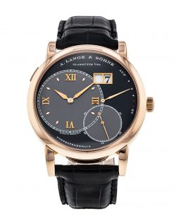 A. Lange and Sohne Grand Lange 1 18K Rose Gold Watch preowned-115.031