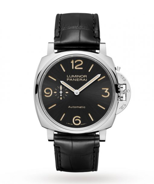 Panerai Luminor Due 45mm Automatic Stainless Steel Men's Watch, PAM00674