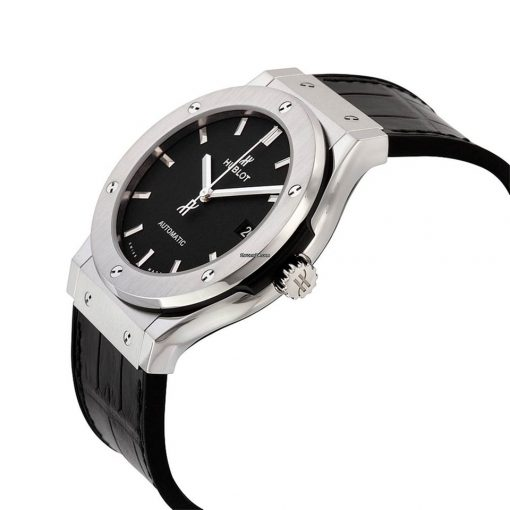 Hublot Classic Fusion Automatic Titanium Men's Watch, 565.NX.1171.LR 3