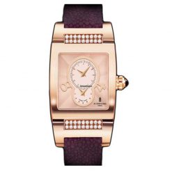 De Grisogono Instrumentino 18K Rose Gold Stingray Ladies Watch preowned.Instrumentino-N09/A