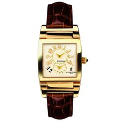 De Grisogono Instrumento № UNO 18K Yellow Gold Ladies Watch preowned.UNO-DF-08
