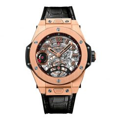 Hublot Big Bang 45 мм Tourbillion 18K King Gold Men's Watch 405.OX.0138.LR