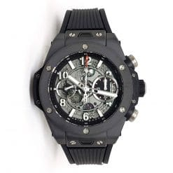 Hublot Big Bang Unico Automatic Ceramic Chronograph Men's Watch preowned-411.CI.1170.RX