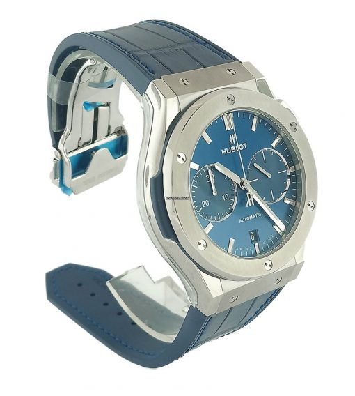Hublot Classic Fusion Chronograph Titanium Men's Watch, 521.NX.7170.LR 6