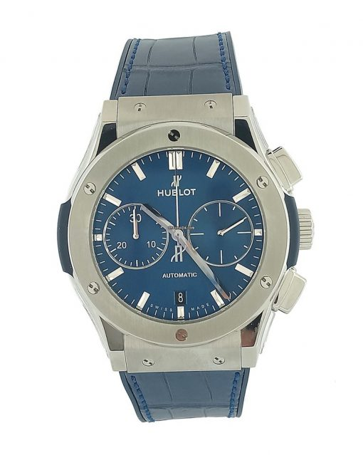 Hublot Classic Fusion Chronograph Titanium Men's Watch, 521.NX.7170.LR 5
