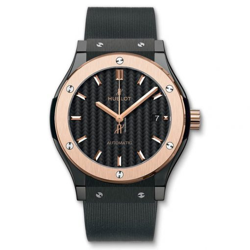 Hublot Classic Fusion Automatic Ceramic Men's Watch, 511.CO.1781.RX