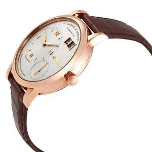 A. Lange & Sohne Grand Lange 1 Power Reserve 18k Rose Gold Men's Watch, 117.032 4