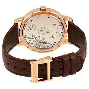 A. Lange & Sohne Grand Lange 1 Power Reserve 18k Rose Gold Men's Watch, 117.032 3