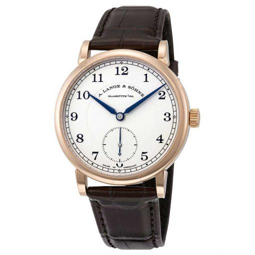 A. Lange & Sohne 1815 18k Rose Gold Crocodile Leather Men's Watch, 235.032