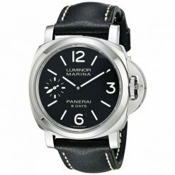 Officine Panerai Luminor Marina Stainless Steel Men's Watch PAM00510