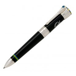 "Montegrappa PELE ""Icons"" Silver Ballpoint Men`s Pen, ISICPBSC ISICPBSC"