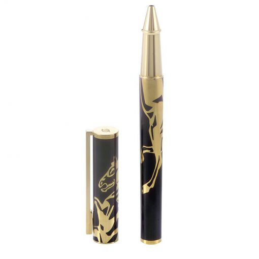 S.t. Dupont Neoclassique Cheval Large Rollerball Pen, 142856