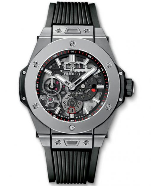 Hublot: 45mm Big Bang Meca-10 Titanium Men's Watch, 414.NI.1123.RX