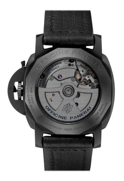 Panerai Luminor 1950 10 Days GMT Ceramic Men's Watch, PAM00335 2