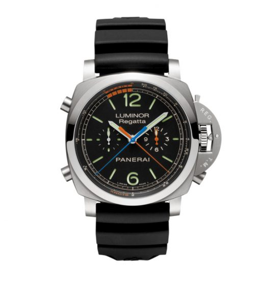 Panerai Luminor 1950 Chrono Flyback Regatta Titanium Men's Watch, PAM00526