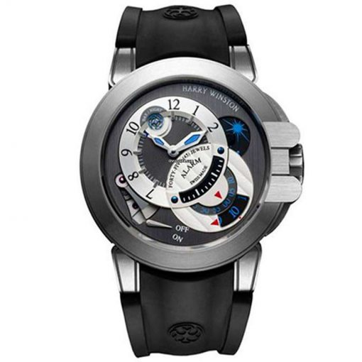 Harry Winston Ocean Collection Project Z6 Limited Edition of 250 Men's Watch, preowned.OCEMAL44ZZ001