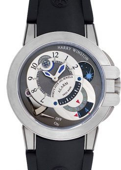 Harry Winston Ocean Collection Project Z6 Limited Edition of 250 Men's Watch preowned.OCEMAL44ZZ001