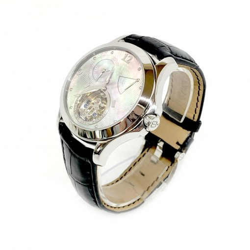 Cecil Purnell Tourbillon Stainless Steel Watch Limited Edition, 30230 3