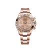 Rolex Oyster Perpetual Cosmograph Daytona 18K Rose Gold Unisex Watch, 116505 1