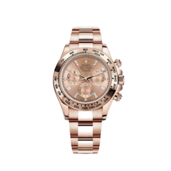 Rolex Oyster Perpetual Cosmograph Daytona 18K Rose Gold Unisex Watch 116505