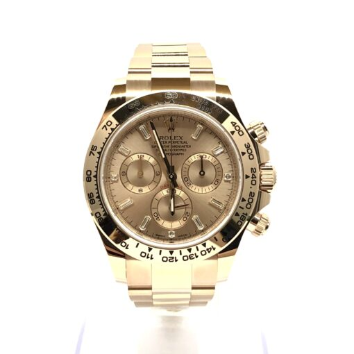 Rolex Oyster Perpetual Cosmograph Daytona 18K Rose Gold Unisex Watch, 116505 2